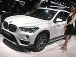 Photo : New BMW X1 Photo Gallery