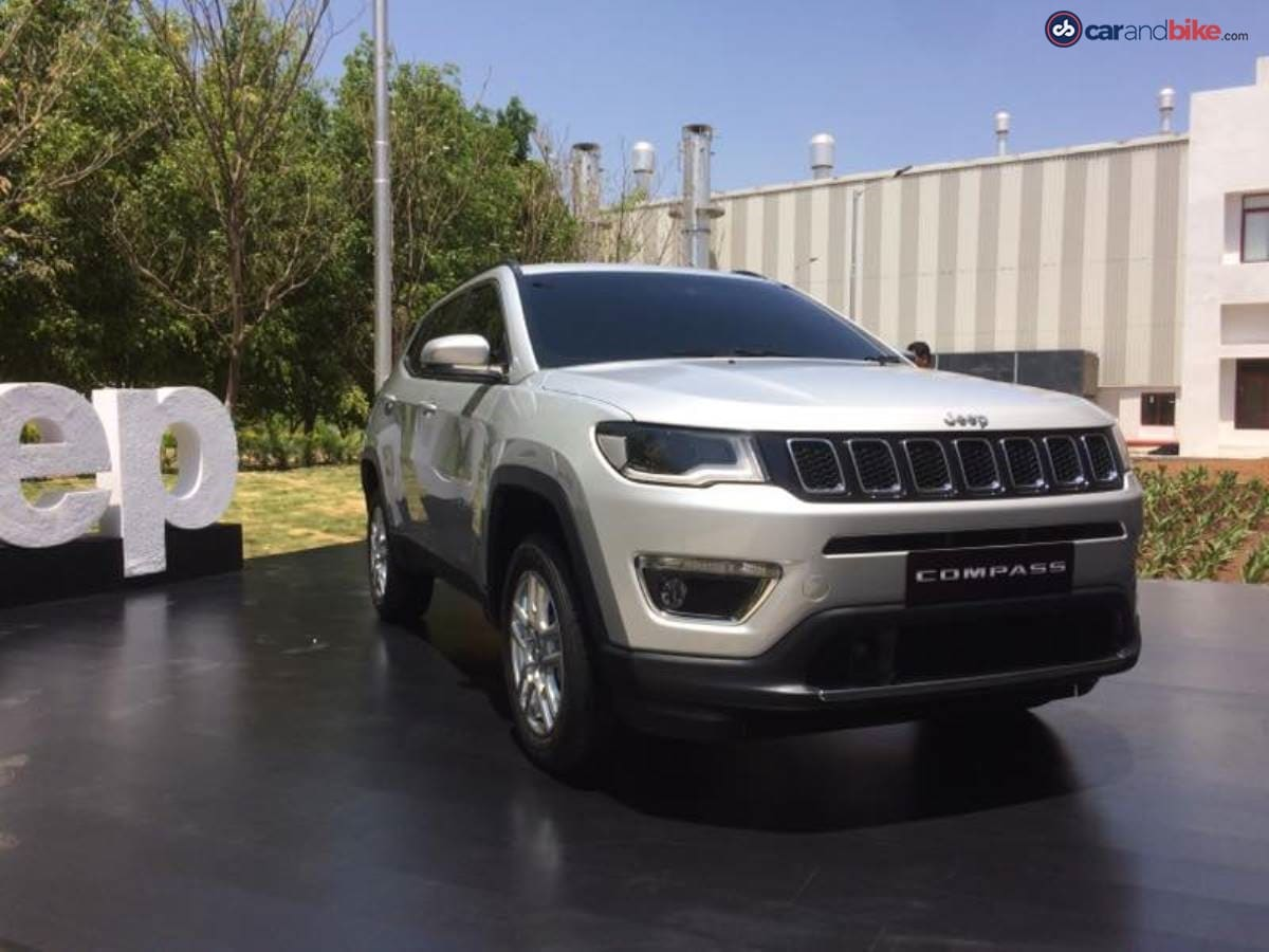 The Jeep Compass is the carmaker's smallest model in India and also the most affordable one as well. It will be share some of its design and style cues with the Grand Cherokee.