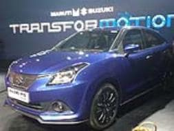 Photo : Maruti Suzuki Baleno RS Photo Gallery