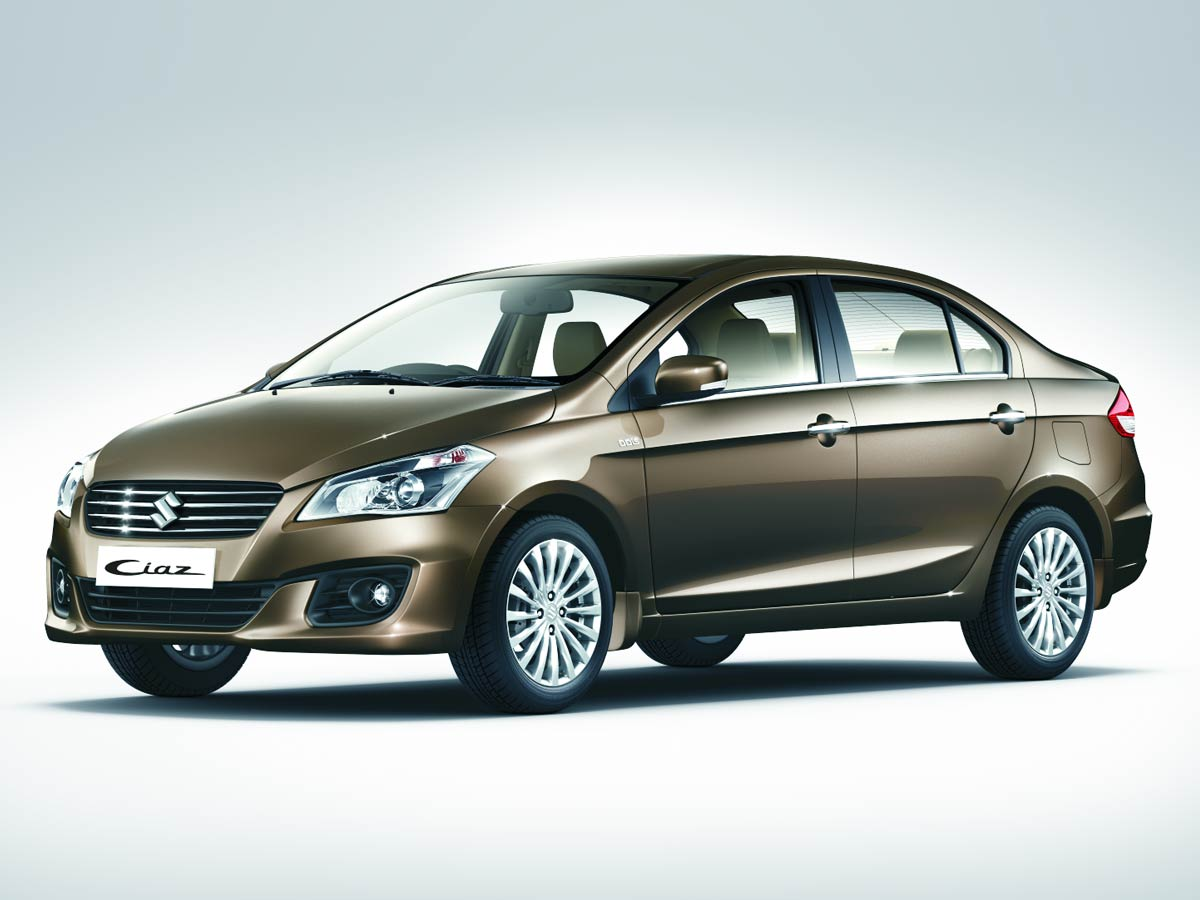 with the new maruti suzuki ciaz expected to be launched on october 10