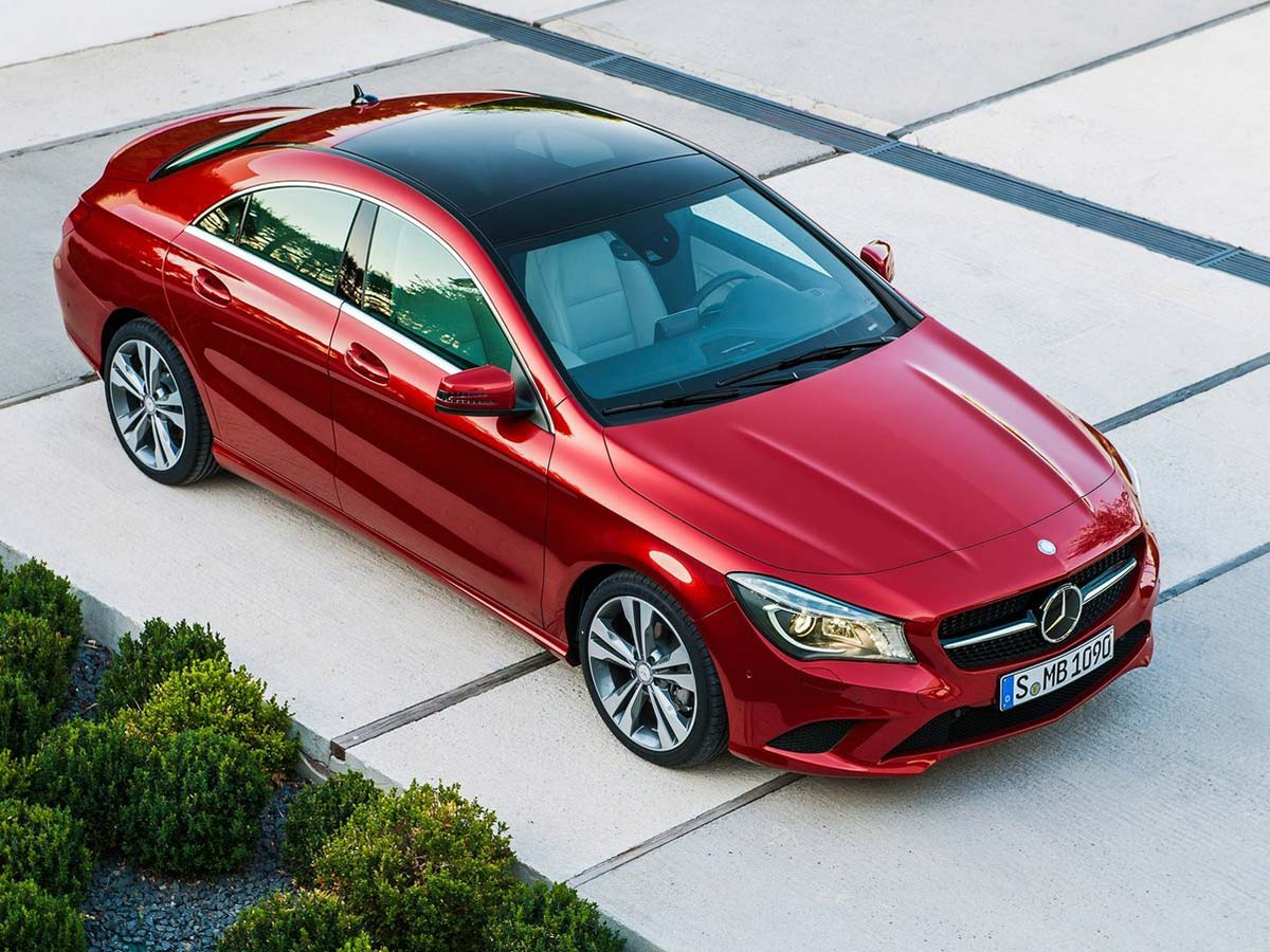mercedes benz cla class photo gallery. Cars Review. Best American Auto & Cars Review