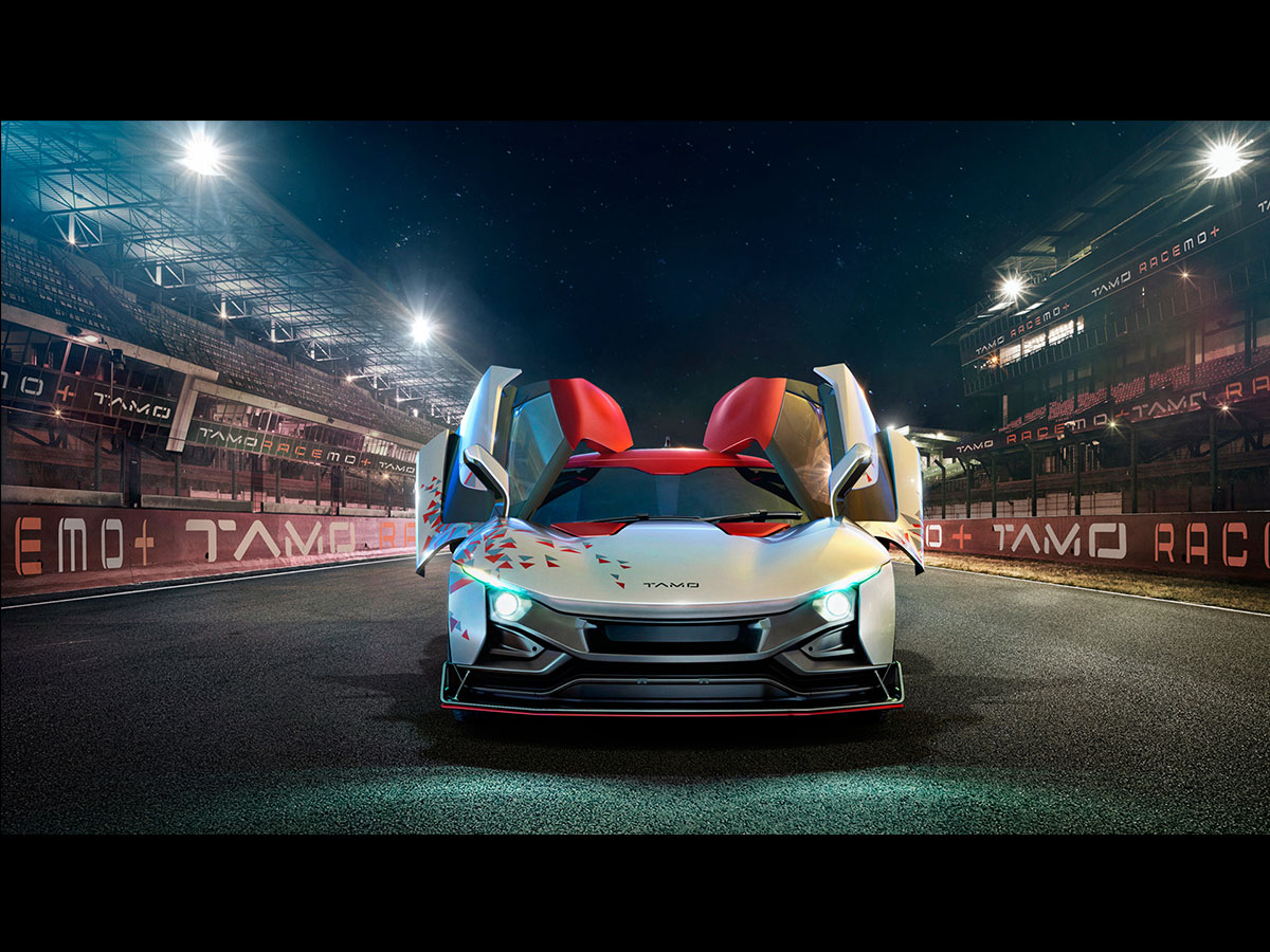 Apart from the street car and track car, TAMO will also introduce a virtual version that's being introduced in Microsoft's Microsoft's Forza Horizon 3 game - the first Indian car on the Forza gaming platform, and a digital reality experiential plan to introduce the car to non-owners.