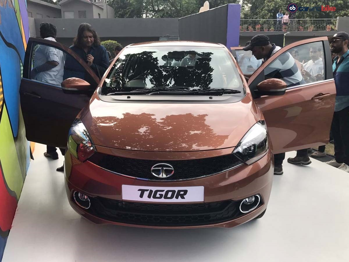 The Tata Tigor is the newest model to come from the automaker's IMPACT design language. The model started life as the Kite 5 at the Auto Expo and was it is production version that has been christened as the 'Tigor'.