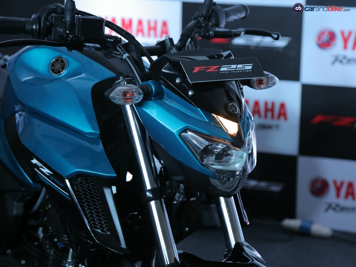 Yamaha FZ25 now launched in Nepal