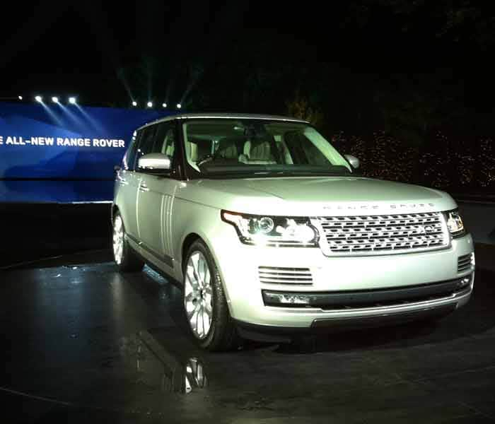JLR launches fourth-generation Range Rover in India