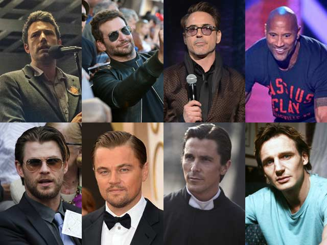 forbes list of hollywood s highest paid actors photo gallery