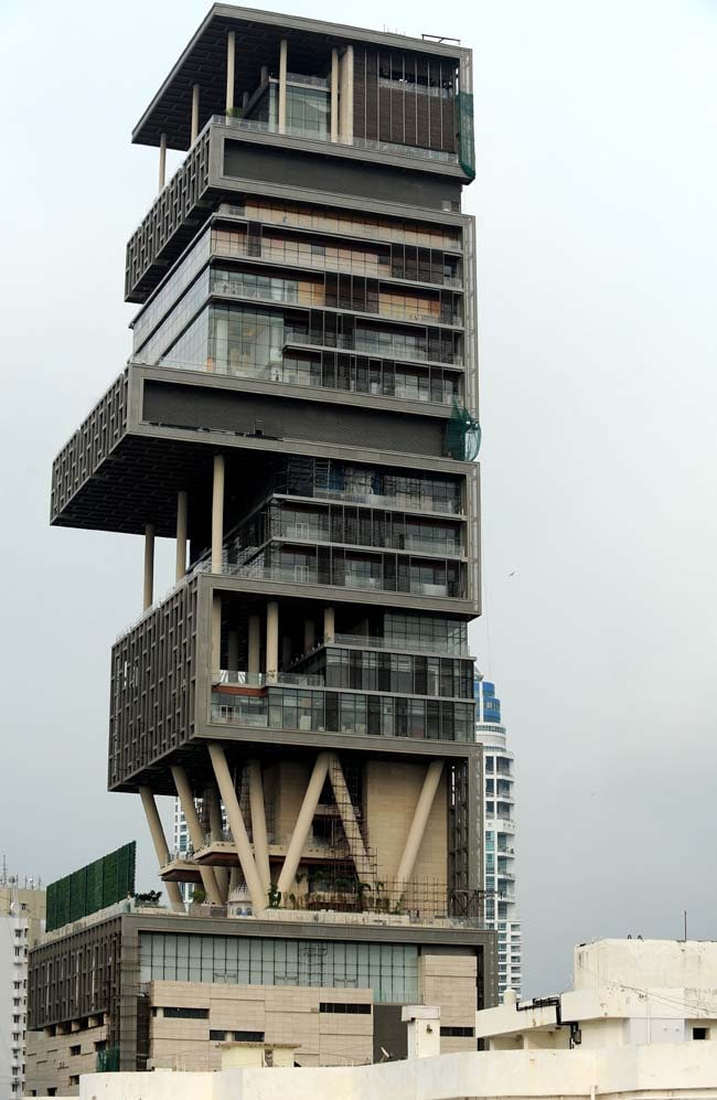 Mukesh Ambani's housewarming in November