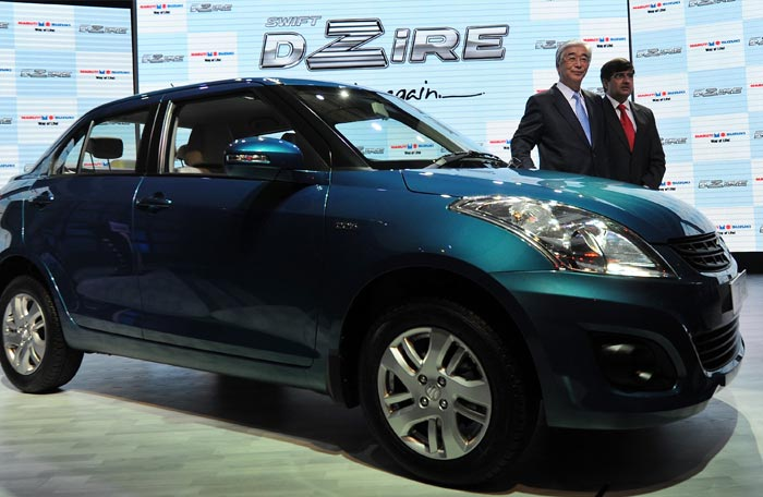 Maruti rolls out new Dzire at Rs 4.79 lakh