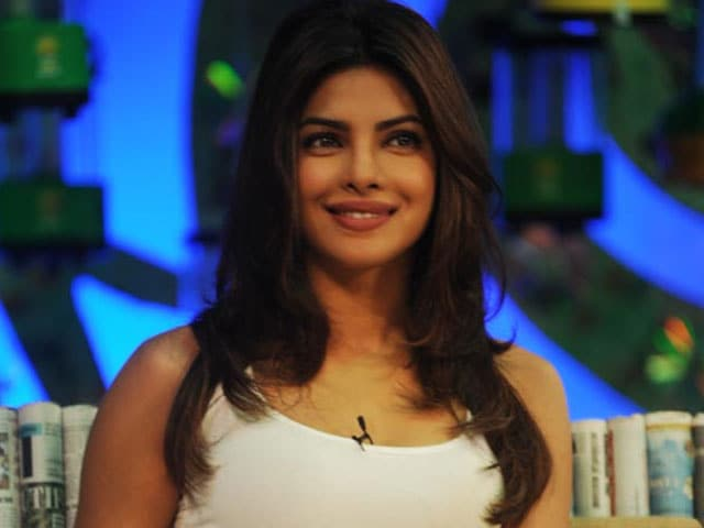Priyanka Chopra Among Forbes List Of World's Highest Paid TV Actresses
