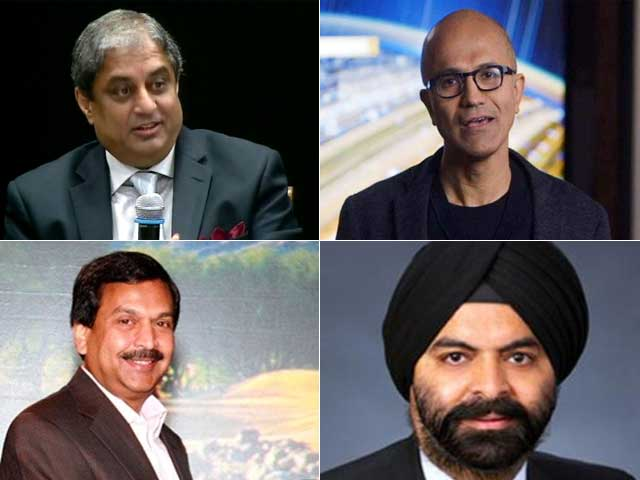 Indian Banker Makes It To Fortune List Of Top 50 Business Persons