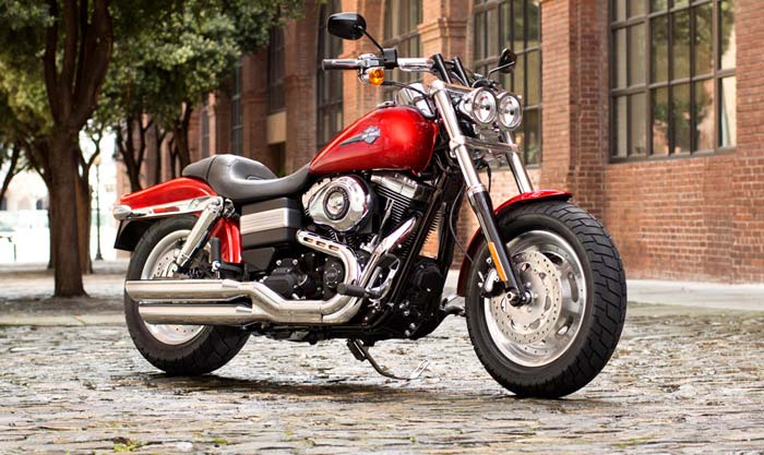 Harley-Davidson launches Fat Bob