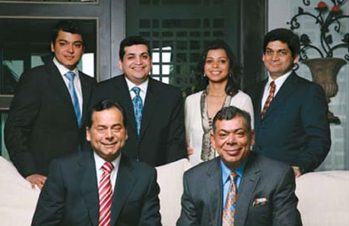 25 Wealthiest Indians