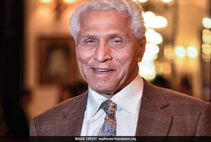 Romesh Wadhwani, with net worth of $3 billion, has been ranked 222nd on the Forbs list of America's 400 richest people. Mr Wadhwani is the founder, chairman and CEO of Symphony Technology Group, an empire of 17 data, technology, healthcare and analytics companies that together take in more than $2.8 billion in annual revenue according to Forbes.