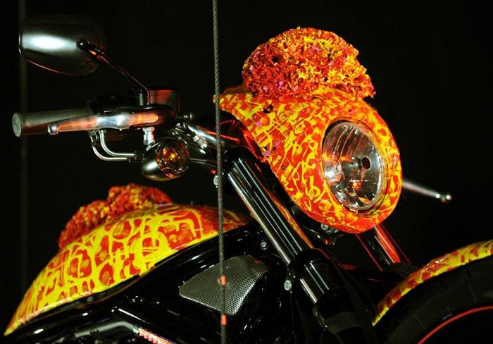 World\'s only million dollar Harley