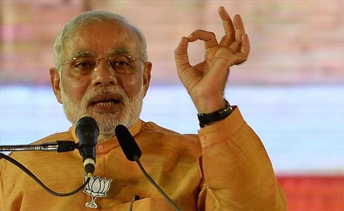Nifty@8,000-2014 Nifty also crossed the 8,000 mark in September 2014 as market participants bet that Prime Minister Narendra Modi will push through more economic reforms.