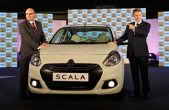 Renault launches the new Scala