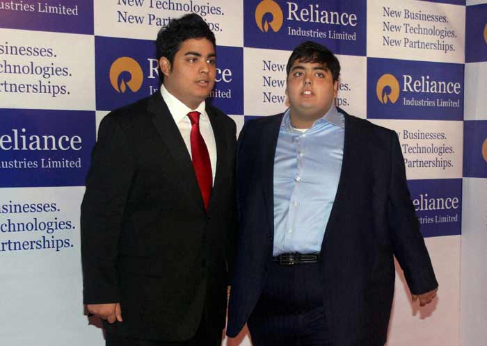 Mukesh Ambani and Family at Reliance AGM – India | Dr ...