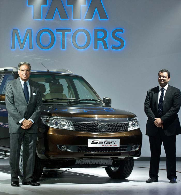Tata Motors launches Safari Storme