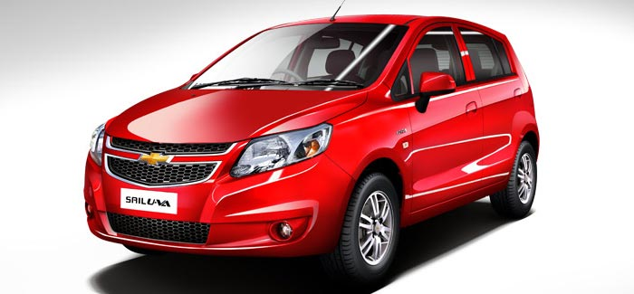 General Motors launches Sail U-VA at Rs 4.44 lakh