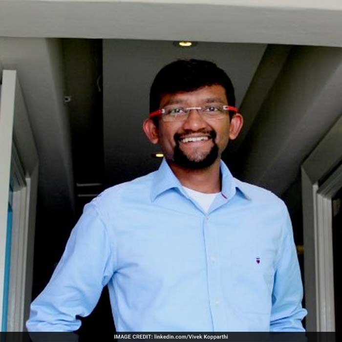 Vivek Kopparthi