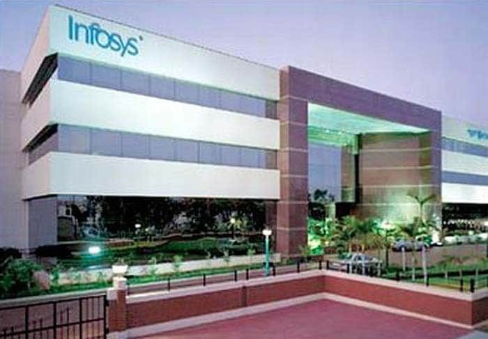 The Infosys story