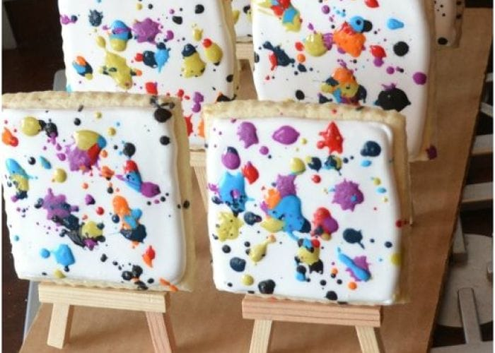 10 Modern Art Desserts So Beautiful You Wouldn't Want to Eat Them