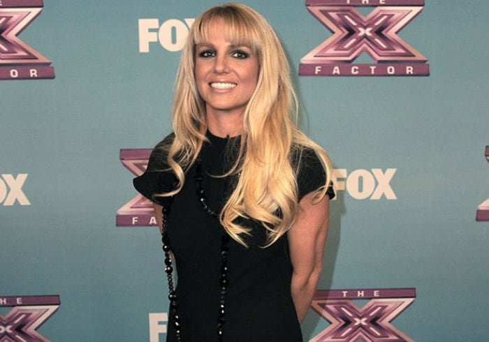 Britney Spears struggles to give up food
