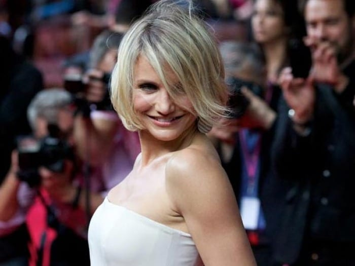 Cameron Diaz's love for junk food took a toll on her skin