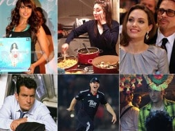 What are the celebrities eating?