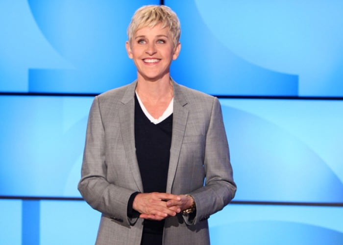 Ellen DeGeneres Gives Up Alcohol