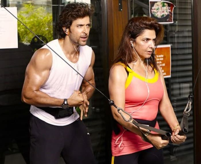 To stay fit, don't starve yourself: Hrithik
