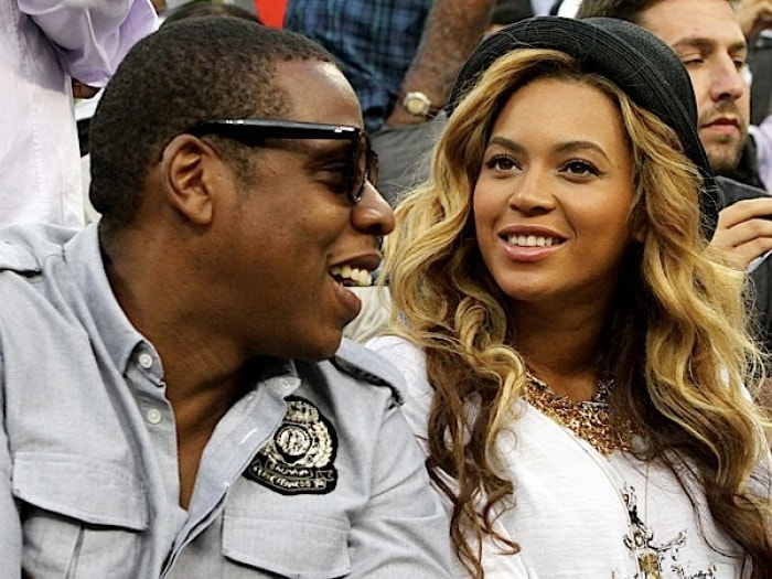 Jay Z, Beyonce enjoy seafood