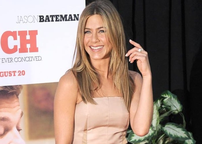 Jennifer Aniston to Shed Some Weight Before Her Wedding
