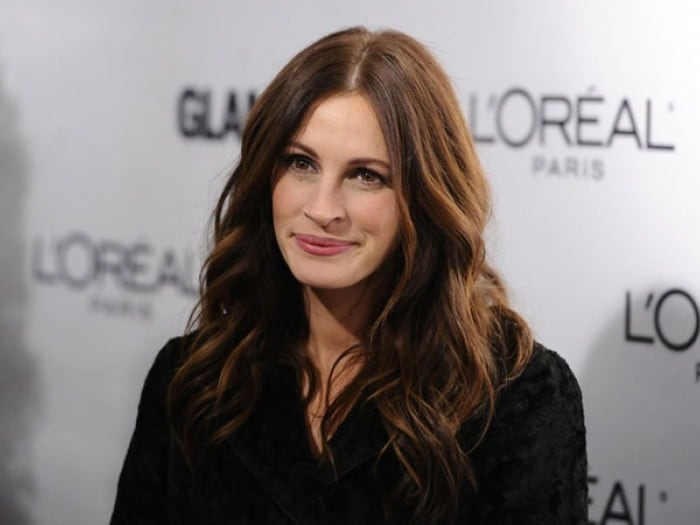 Julia Roberts: I am a healthy eater