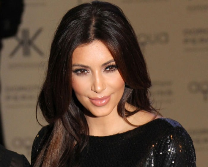 Kim Kardashian uses mushroom facial for a glowing skin