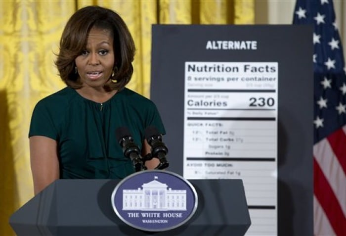 Michelle Obama: Cooking at home has advantages
