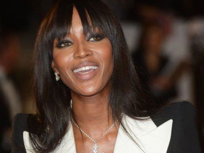 Fast at least once a week: Naomi Campbell