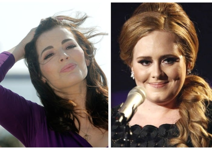 Adele to get cooking lesson from Nigella Lawson
