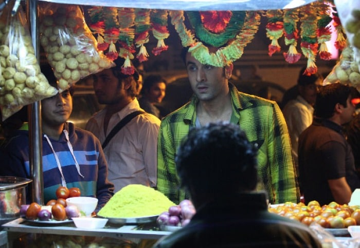 Ranbir loves his pani puri