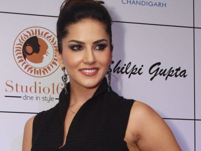 Sunny Leone tempted by sweets