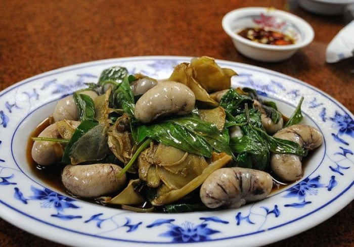 7 Unbelievable Chinese Foods