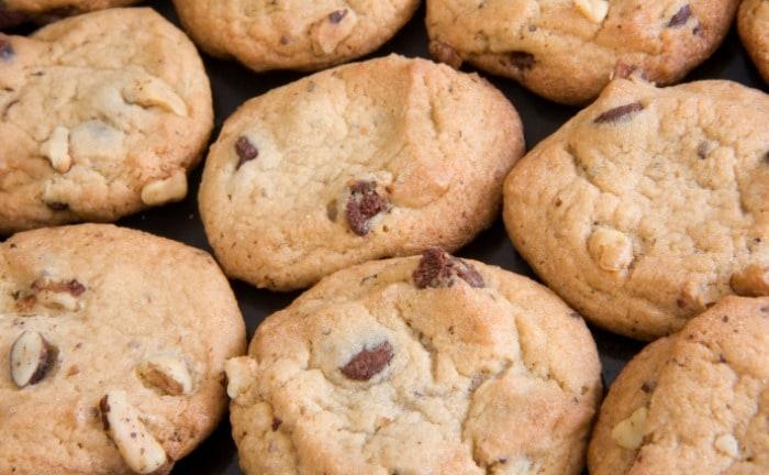 Atta Walnut Cookies