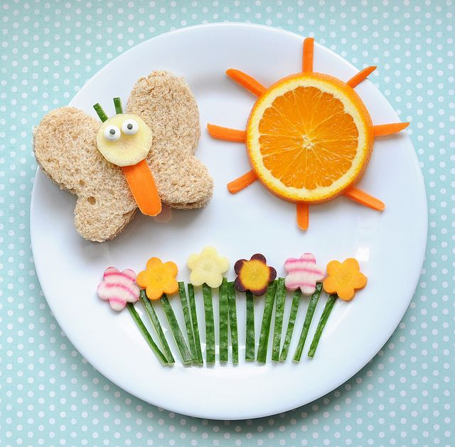10 creative food ideas your kids will love for Cool food ideas for kids