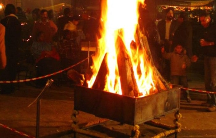 Lohri Celebrations/ New Delhi