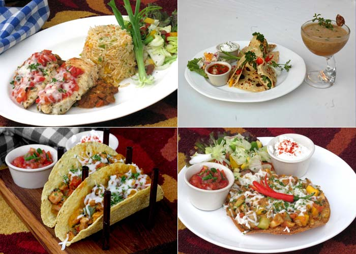 Mexican food promotion at 'The All American Diner' - Habitat World, IHC