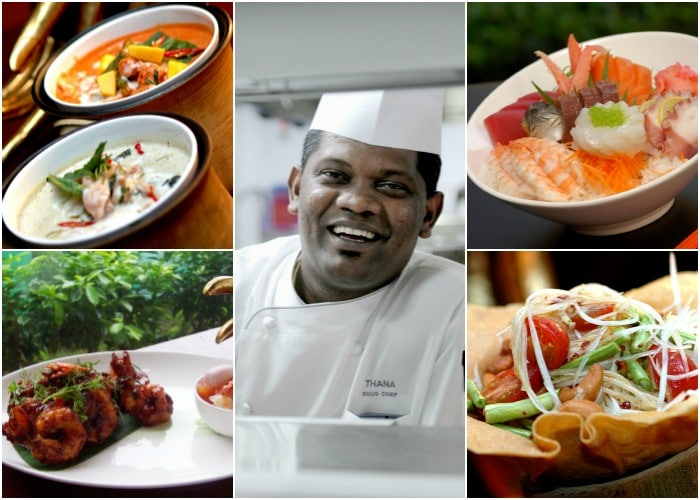 Singapore Food Festival at JW Marriott, Mumbai