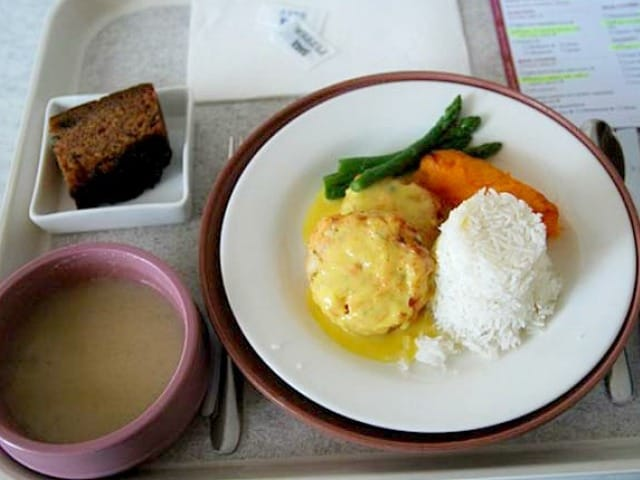 Hospital Food From Around the World