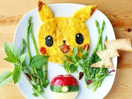 10 Pokemon Inspired Food Ideas: Maybe You Don't Have To Catch 'Em All