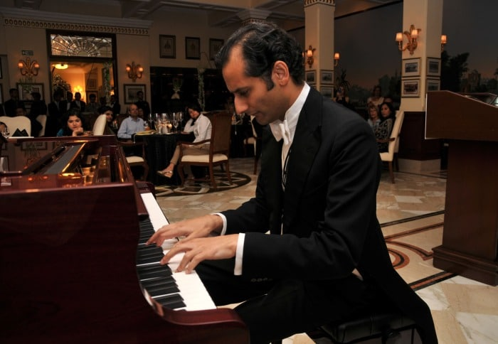 The Imperial brings the legendary Grand Steinway piano to India