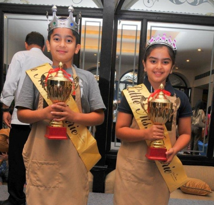 The Little Chefs Contest